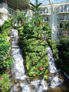 Where I'll be staying while in Nashville!! Cant wait! Gaylord Opryland Hotel and Resort in Nashville, TN :)