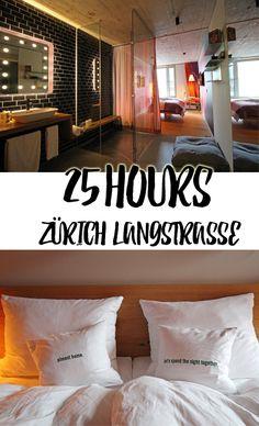 Reisebericht über das 25hours Zürich Langstrasse, Designhotel in Zürich!   Zurich, Switzerland Design Hotel Hipster Cafe, Das Hotel, Design Hotel, Zurich, Travel Plan, Travel Tips, Great Photos, Traveling By Yourself, Stuff To Do