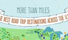 This infographic will totally inspire your next road trip - Posted on Roadtrippers.com!
