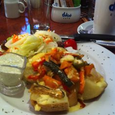 Potato and veggies in Grahamstown , South Africa Food Photo, South Africa, Waffles, Veggies, Potatoes, Iphone, Breakfast, Photos, Morning Coffee