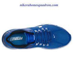 Nike Air Max 2013 Mens Hyper Blue Black White 554886 411
