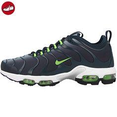 Nike Schuhe Air Max Plus Tn Ultra Herren blue grey-armoury navy-white-electric green (898015-400), 40, blau - Nike schuhe (*Partner-Link)