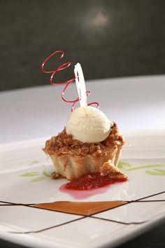 Chef David Schwabb's dessert - Pastry Live 2012 - The Chicago School of Mold Making   Photo Credit: Studio 7