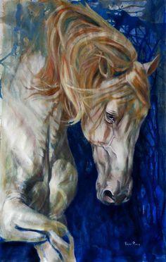 Horse art!