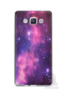 Capa Capinha Samsung A7 2015 Galáxia - SmartCases - Acessórios para celulares e tablets :)