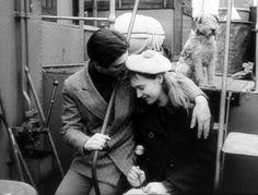 Anna Karina, Sami Frey : Bande à part Jean-Luc Godard, 1964