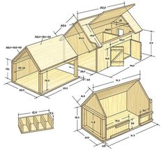 Valuable toys: Here comes the instructions for the nostalgia farm - It is the children who determine classic toys, not the adults. And strangely enough, these children - Wooden Toy Barn, Wooden Diy, Toy Horse Stable, Kids Barn, Carton Diy, Maila, Farm Toys, Barn Plans, Kids Wood