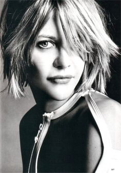 I have a very good life, so I have nothing to complain about. Sometimes, I just have existential angst. ~ Meg Ryan ~