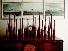 Collection Display: Bowled Over