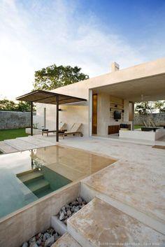 Los 10 mejores detalles para tu alberca - Enlace Arquitectura
