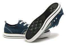 Converse Shoes Blue Chuck Taylor Jason Classic Denim 2 Lo Sneakers