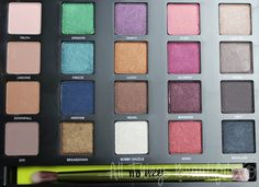 Urban Decay Vice 3 Palette Swatches & Review