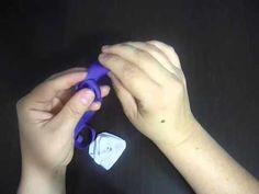 flores en cinta faciles para decorar manualidades  o  accesorios
