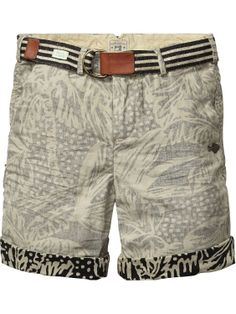 Allover printed shorts | Short pants | Boys Clothing at Scotch & Soda