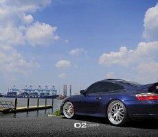 Porsche 911 Carrera 4S - D2FORGED FMS01 Wheels