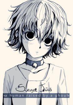 Um ser humano criado por um ghoul  [☺☺]