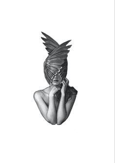Dark Tattoo, Big Tattoo, Wrist Tattoos, Mini Tattoos, Learn To Tattoo, Surrealism Drawing, Cute Couple Drawings, Abstract Pictures, Realism Tattoo