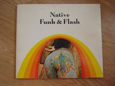 Vintage 1970s Native Funk & Flash Book  2013116 by bycinbyhand, $100.00
