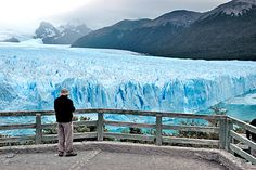 Fed by the Southern Patagonia Ice Field, massive Perito Moreno Glacier is an awe-inspiring highlight of Argentina's Los Glaciares National Park.
