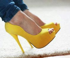 Nyc n sunny yellow