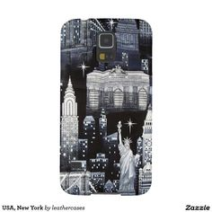 USA, New York Cases For Galaxy S5