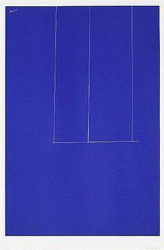 Robert Motherwell, London Series I: Untitled
