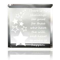 Amazon.com - Kate Posh - Make It Happen Keepsake & Paperweight -