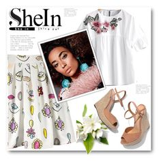 """""""shein contest"""" by edy321 ❤ liked on Polyvore featuring Schutz"""