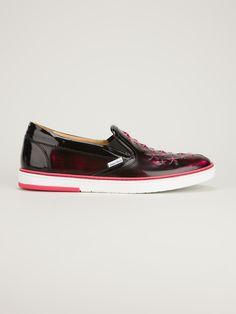 Jimmy Choo 'groove' Slip-on Sneaker.