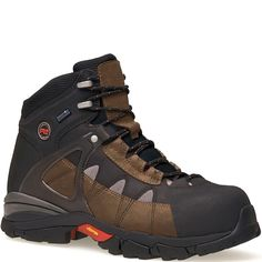 090646214 Timberland PRO Men's Hyperion Safety Boots - Brown