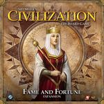 Sid Meier's Civilization: The Board Game – Fame and Fortune (2-5 players)