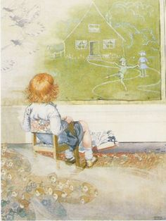 Then Kate Awoke by Honor C Appleton.  This looks like me when I was a little girl!!!