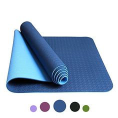 Yoga Exercise Mat Wii fit Comfort Pack Silicone Balance Board Green Cover New