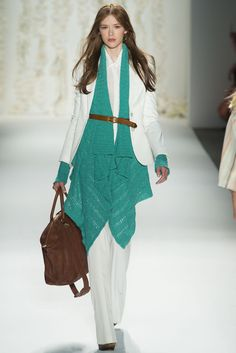 Rachel Zoe Spring 2013 Ready-to-Wear Collection Slideshow on Style.com - bag