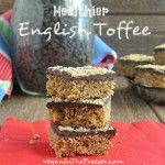 Healthier English Toffee Word
