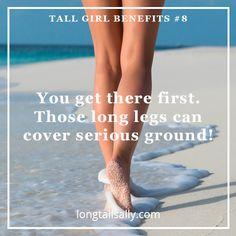 Tall Girl Benefits #8