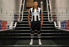 Newcastle United 2016/17 PUMA Home Kit