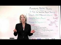 How to manage multiple projects http://www.projectmanager.com/project-management-training
