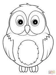 15 Best Owl Line Drawing Images On Pinterest