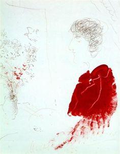 Self portrait - Marc Chagall