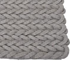 zuiver Carpet Nienke Light Grey 170x240  6000802