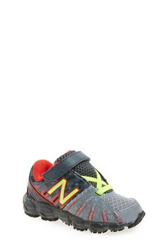 $30 New Balance - 890 V5 Athletic Shoe (Baby, Walker & Toddler) at Nordstrom Rack. Free Shipping on orders over $100.