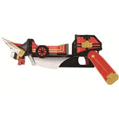 "Power Rangers Samurai Deluxe Battle Gear - Bullzooka - Bandai - Toys ""R"" Us"