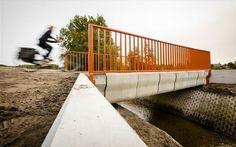 Τσιμεντένια γέφυρα μέσω 3D printing