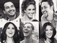 ♥ RBD ♥ todos sao lindos e sorridentes
