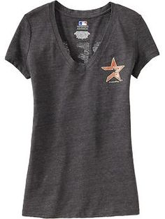Houston Astros t-shirt from oldnavy.com - says GREAT CATCH on the back!
