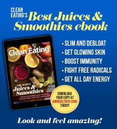 Master smoothies and juicing. We make it easy! Download our new ebook now!