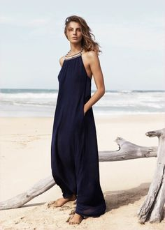 Daria Werbowy Is A Beach Babe For Mango Summer