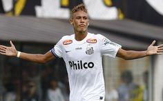 Neymar santos - Google Search