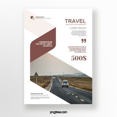 Magazine Layout Design, Book Design Layout, Graphic Design Tips, Graphic Design Posters, Travel Tours, Travel Themes, Leaflet Design, Leaflet Template, Brochure Template